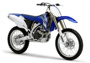 Pot echappement Yamaha YZ 450 F (2008)