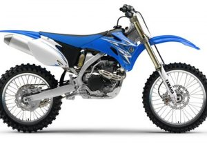 Pot echappement Yamaha YZ 450 F (2009)