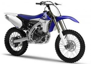 Pot echappement Yamaha YZ 450 F (2013)