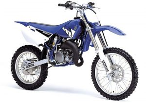 Pot echappement Yamaha YZ 85 LW (1999 - 04)