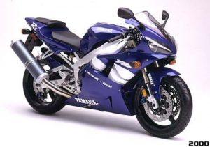 Pot echappement Yamaha YZF R1 (2000 - 01)