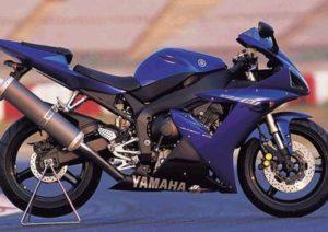 Pot echappement Yamaha YZF R1 (2002 - 03)