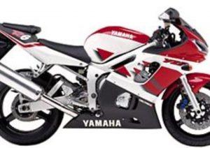 Pot echappement Yamaha YZF R6 (1999 - 00)