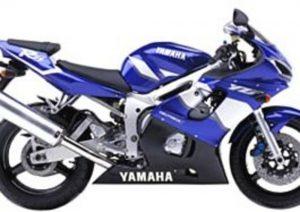 Pot echappement Yamaha YZF R6 (2001 - 02)