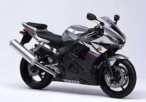Pot echappement Yamaha YZF R6 (2003 - 04)