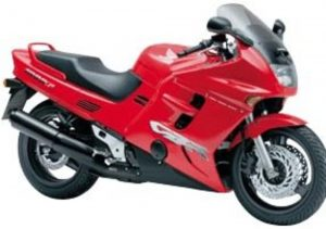Pot echappement Honda CBR 1000 F (1999 - 00)