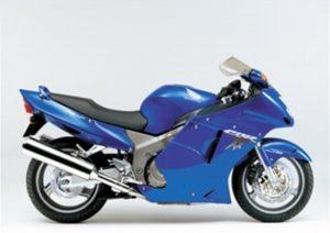 Pot echappement Honda CBR 1100 XX (2001 - 06)