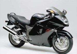 Pot echappement Honda CBR 1100 XX Superblackbird (1999 - 00)