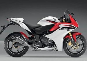 Pot echappement Honda CBR 600 F ABS (2011 - 13)