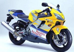 Pot echappement Honda CBR 600 F Sport Rossi Replica (2001 - 02)