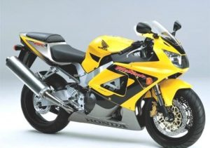 Pot echappement Honda CBR 900 RR Fireblade (2000 - 01)