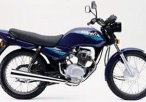 Pot echappement Honda CG 125