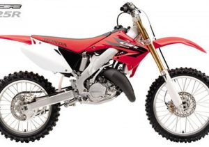 Pot echappement Honda CR 125 R (2006)