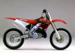 Pot echappement Honda CR 250 R (2000 - 02)
