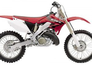 Pot echappement Honda CR 250 R (2003 - 04)