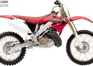 Pot echappement Honda CR 250 R (2006)