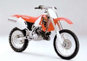 Pot echappement Honda CR 500 R