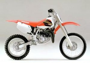 Pot echappement Honda CR 80 R (2000 - 02)