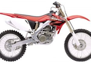 Pot echappement Honda CRF 250 R (2003 - 04)