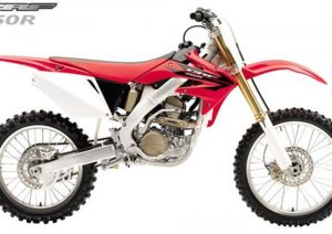Pot echappement Honda CRF 250 R (2006)