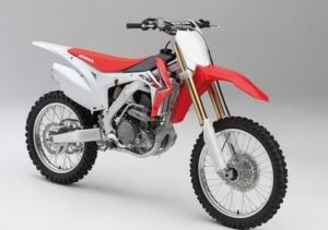 Pot echappement Honda CRF 250 R (2014)
