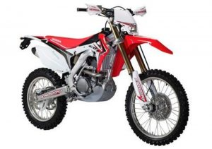 Pot echappement Honda CRF 250 R Enduro (2014)
