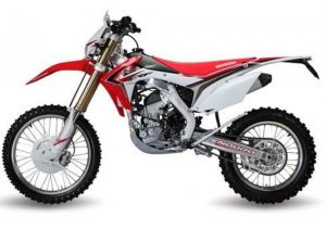 Pot echappement Honda CRF 250 RF Enduro (2015)