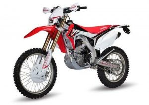 Pot echappement Honda CRF 300 R (2013)