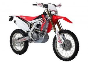 Pot echappement Honda CRF 300 R Enduro (2014)