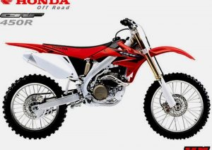 Pot echappement Honda CRF 450 R (2005)