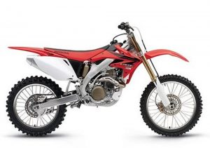 Pot echappement Honda CRF 450 R (2008)