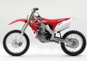 Pot echappement Honda CRF 450 R (2009)