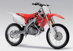Pot echappement Honda CRF 450 R (2010 - 11)