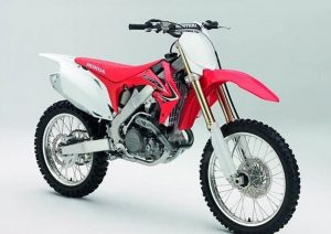 Pot echappement Honda CRF 450 R (2011 - 12)