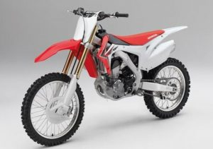 Pot echappement Honda CRF 450 R (2014)