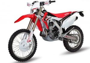 Pot echappement Honda CRF 450 R Enduro (2014)