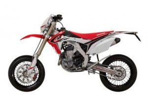 Pot echappement Honda CRF 450 R Supermoto (2014)