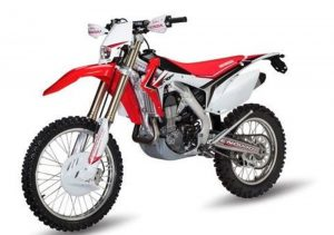 Pot echappement Honda CRF 450 RF Enduro (2015)