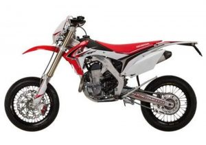 Pot echappement Honda CRF 450 RF Supermoto (2015)