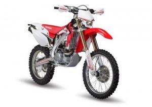 Pot echappement Honda CRF 450 X Enduro (2012 - 14)