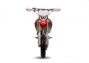 Pot echappement Honda CRF 450 X Supermoto (2014)