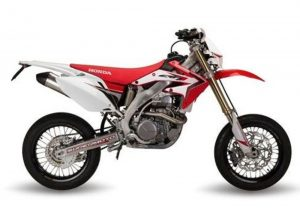 Pot echappement Honda CRF 450 XF Supermoto (2015)