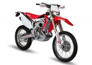 Pot echappement Honda CRF 500 RF Enduro (2015)