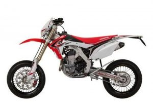 Pot echappement Honda CRF 500 RF Supermoto (2015)