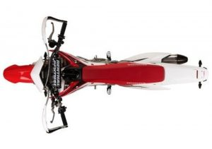Pot echappement Honda CRF 500 X Supermoto (2014)