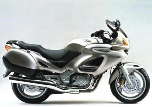 Pot echappement Honda Deauville 650 (1998 - 01)