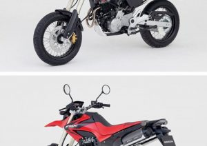 Pot echappement Honda FMX 650