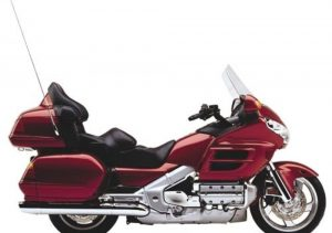 Pot echappement Honda GL 1800 Gold Wing (2000 - 05)