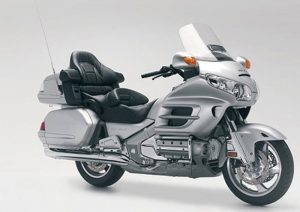 Pot echappement Honda GL 1800 Gold Wing (2006)