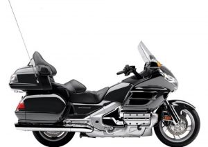 Pot echappement Honda GL 1800 Gold Wing (2007 - 11)